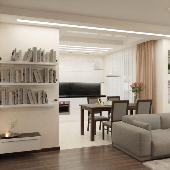 Дизайн квартир в Витебске