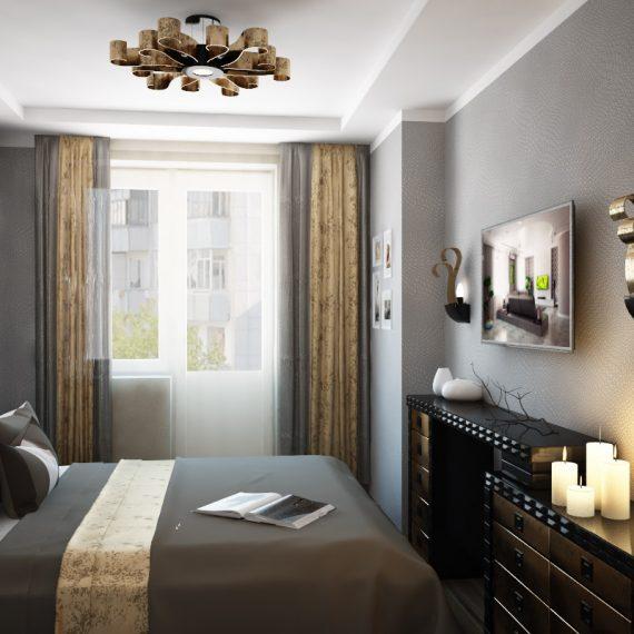 Дизайн квартиры в Витебске