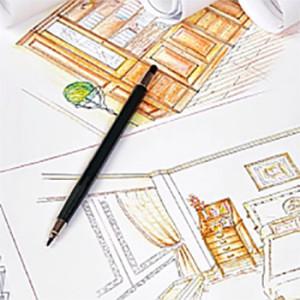 дистанционный дизайн интерьера