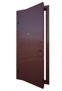 3д визуализация двери