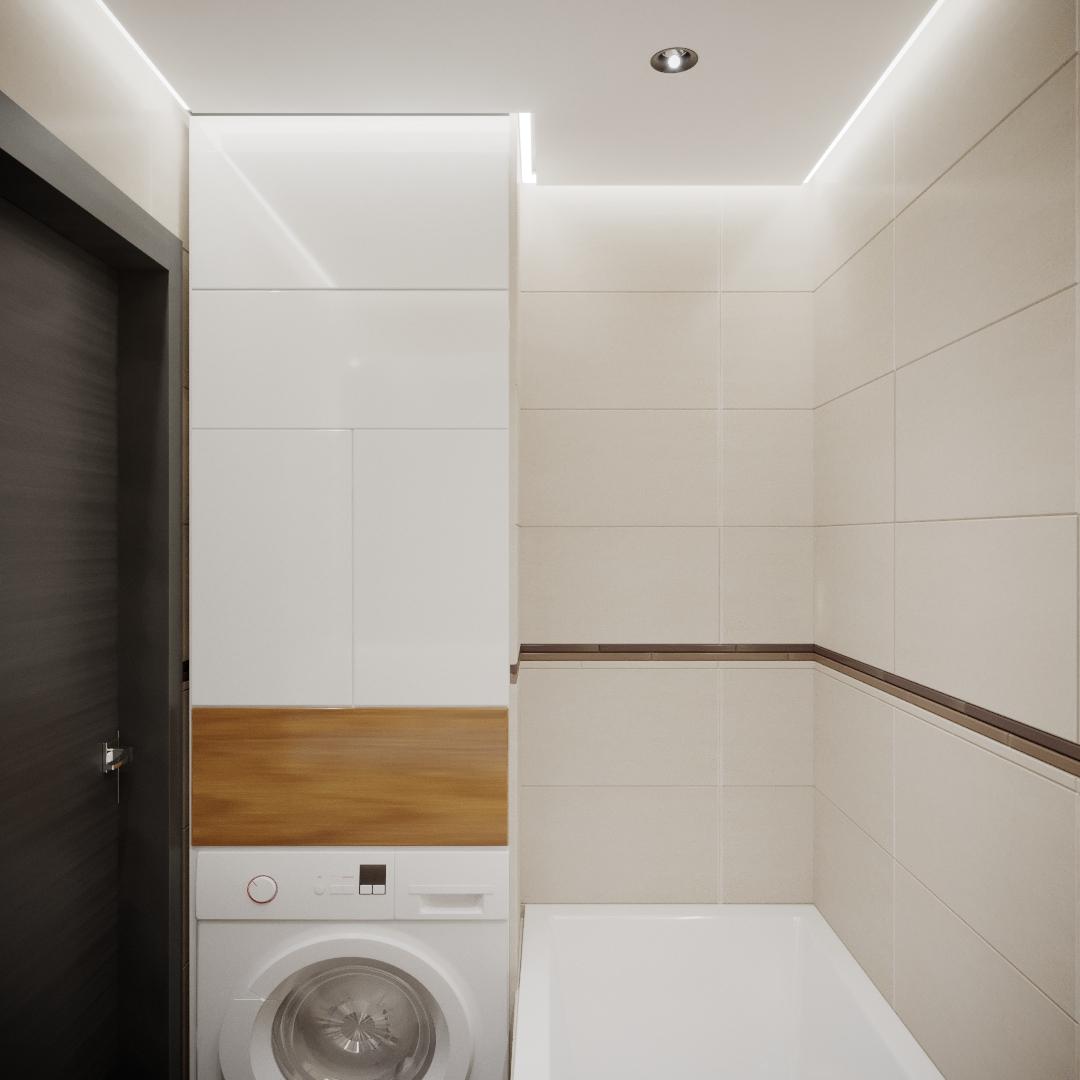 Дизайн ванной комнаты Минск