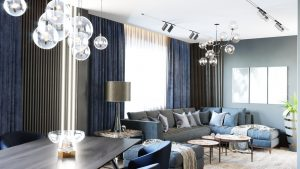 интерьер квартиры в Минске