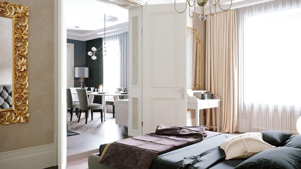 Дизайн интерьера квартиры в Минске